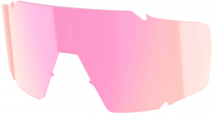 Scott Shield Replacement Glas - Pink Chrome