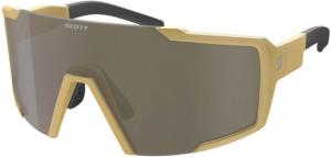Scott Shield Solbrille - Guld