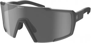 Scott Shield Solbrille - Sort Mat