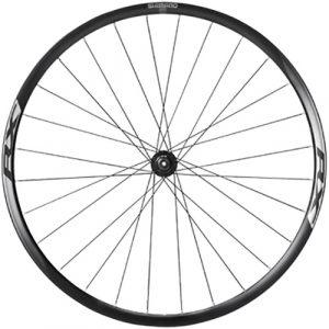 Shimano Forhjul WH-RX010 - Centerlock - Sort