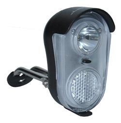 Smart LED Forlygte Med Refleks 15 Lux Godkendt