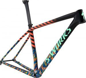 Specialized S-Works Epic Hardtail Rammesæt 2021 - Mixed