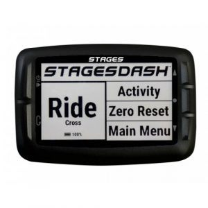 Stages Dash Cykelcomputer GPS