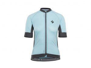 Sweet Protection Crossfire Merino Jersey W - Dame cykeltrøje - Isblå - Str. M
