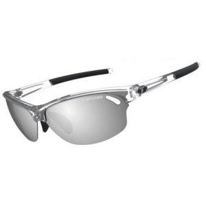 Tifosi Wasp Crystal klar Smoke/rød/klar cykelbriller