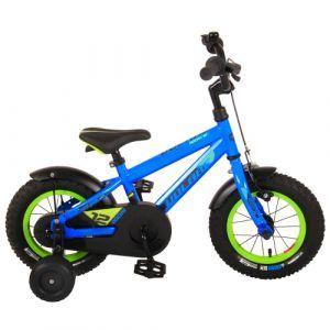 "Volare Rocky 12"" drengecykel - Blå"