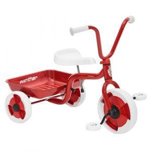 Winther trehjulet cykel - Rød