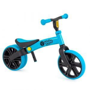 Y-Volution løbecykel - Velo Junior - Blå