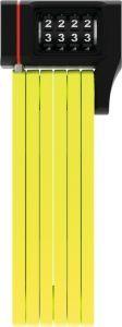 Abus Bordo 5700 Combo uGrip foldelås - Lime