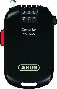 Abus Wirelås 2501 Combiflex, 65cm