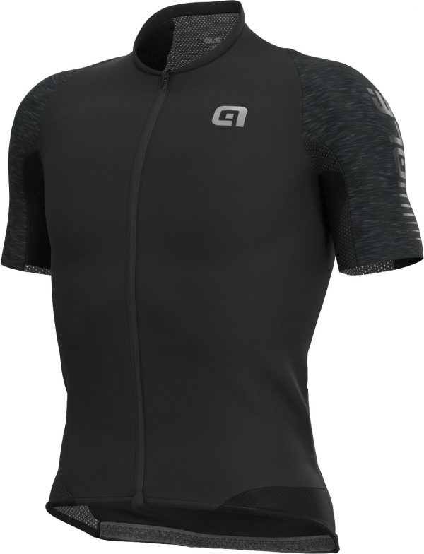 Ale Jersey Attack Off Road 2.0 - Sort