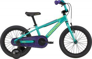 Cannondale 16 Kids Trail FW 2021 - Turkis