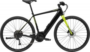 Cannondale Quick Neo 2021 - Sort