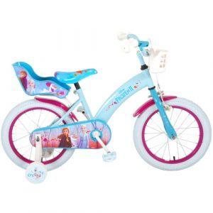 "Disney Frost 2 16"" pigecykel"