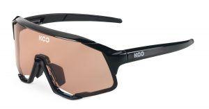 KOO Demos Cykelbriller - Sort/Rød