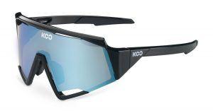 KOO Spectro Cykelbriller - Sort/blå