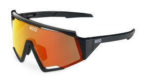KOO Spectro Cykelbriller - Sort/rød