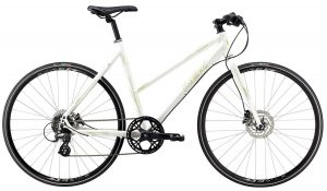 MBK Concept 8g Dame - Hvid