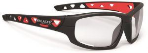 Rudy Project Brille Airgrip - Sort