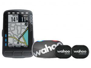 Wahoo - ELEMNT ROAM - Cykelcomputer med GPS - Bundle