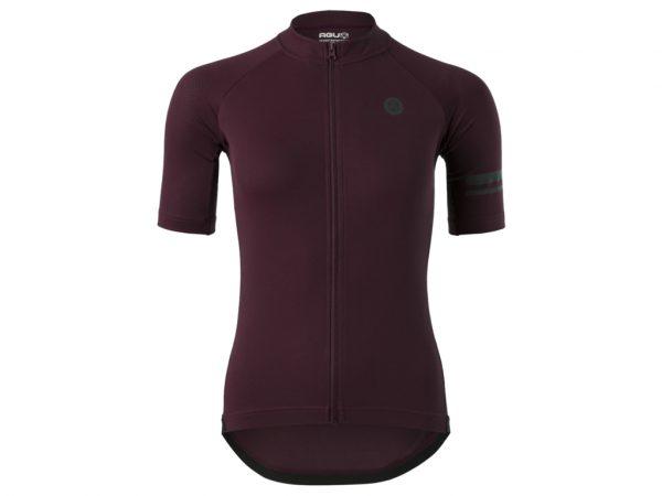 AGU - Core - Cykeltrøje med korte ærmer - Dame - Lilla - Str. M