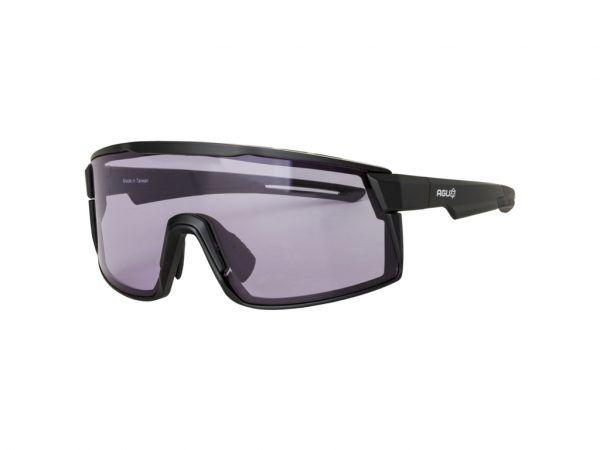 AGU - Verve - Sports- og Cykelbrille - Photokromisk linse - Mat Sort