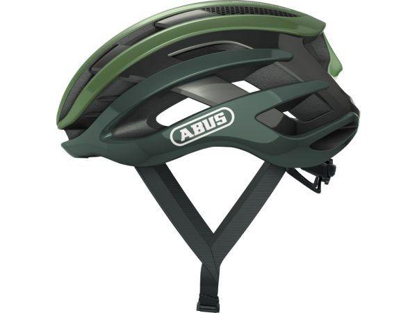 Abus AirBreaker - Cykelhjelm - Grøn - Str. 58-62cm
