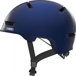 Abus Scraper 3.0 cykelhjelm - blå