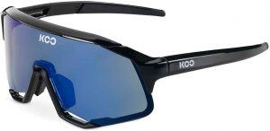 KOO Demos Cykelbrille - Sort/Blå