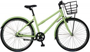 """Kildemoes Bikerz Urban 7g 26"""" Pige 2021 - Grøn"""
