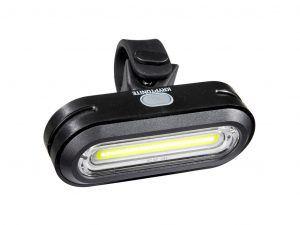 Kryptonite Avenue F150 - Cykellygte til front - 150 lumen - USB opladelig