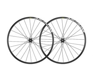 Mavic Aksium DCL Disc Alu Hjulsæt - Shimano 11sp