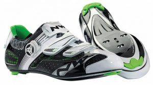 NorthWave Galaxy Herre Racersko - White Black Green