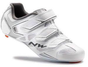 NorthWave Starlight 2 Dame racersko - White/Silver