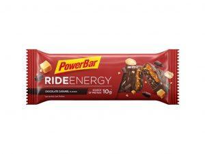 Powerbar Ride - Chocolate caramel +magnesium - 55 gram