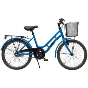 "Rocky Dixie 20"" pigecykel med 3 gear - Blå"