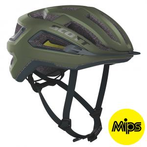 Scott ARX Plus (MIPS) Hjelm '20 - Grøn