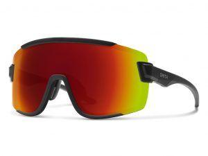 Smith Wildcat - Cykelbrille - Mat sort - 2 sæt linser