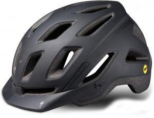 Specialized Ambush Comp e-Bike m. ANGi - Sort (elcykel hjelm)