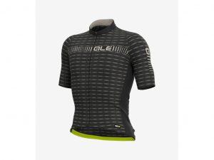 Alé Green Road PRR - Cykeltrøje m. korte ærmer - Str. M - Sort/grå