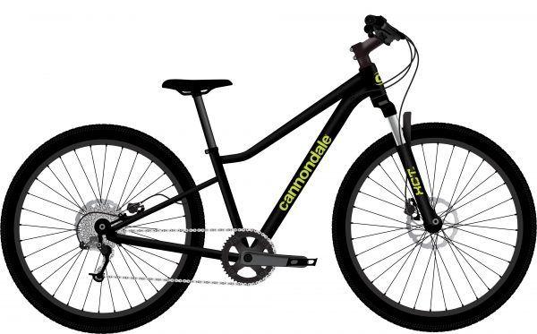 Cannondale 26 Trail 2022 - Sort