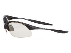 Demon 832 - Løbe- og cykelbrille med fotokromisk linse - Sort
