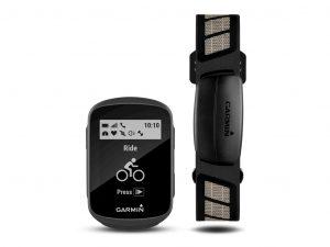 Garmin Edge 130 Plus HR bundle - GPS Cykelcomputer inkl. pulsbælte