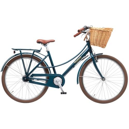 """Mustang Ingrid 26"""" pigecykel med 7 gear - Tapestry"""