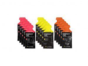 Purepower EnergyGel - Sampakke med 5 x 3 smagsvarianter