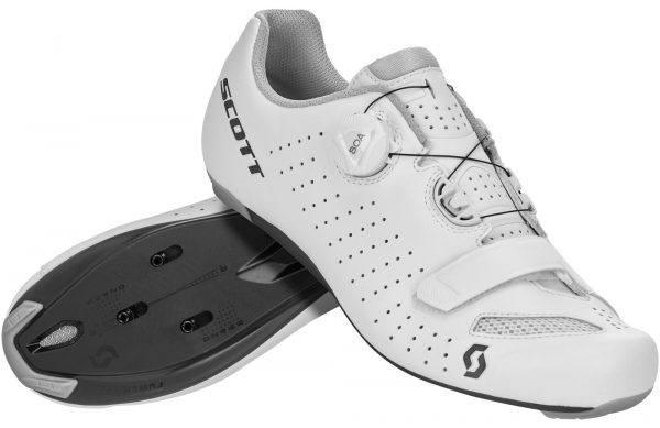 Scott Road Comp Boa Cykelsko '20 - White/Black