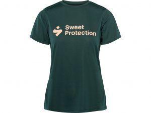 Sweet Protection Hunter SS Jersey - Cykeltrøje - Grøn - Str. S