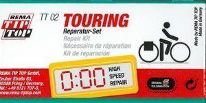 TIP-TOP Reparationsæske med lappegrej
