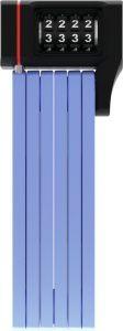 Abus Foldelås 5700C Bordo uGrip Combo - Blå
