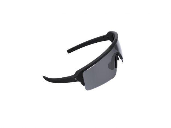 BBB Fuse BSG-65 - Cykelbriller - Matsort stel - Inkl. 3 linser